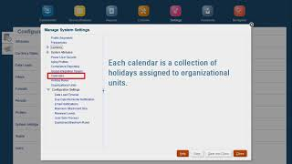 Overview: Get Started Configuring the System Part 2 in Reconciliation Compliance video thumbnail
