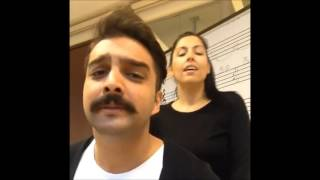 Bahtiyar Özdemir & Aysun Taşçeşme - Aşk Çiçeğim 5dk uzun versiyon(Yok yere gittin canımın içiydin) Resimi