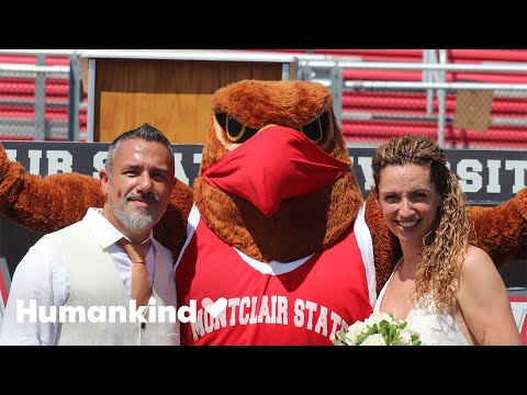 Homecoming king and queen wed 28 years later | Humankind