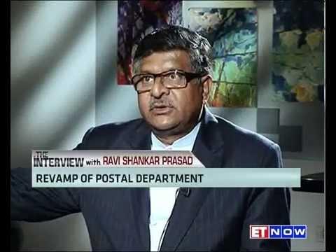 The Interview With Telecom Minister Ravi Shankar Prasad | FULL SHOW