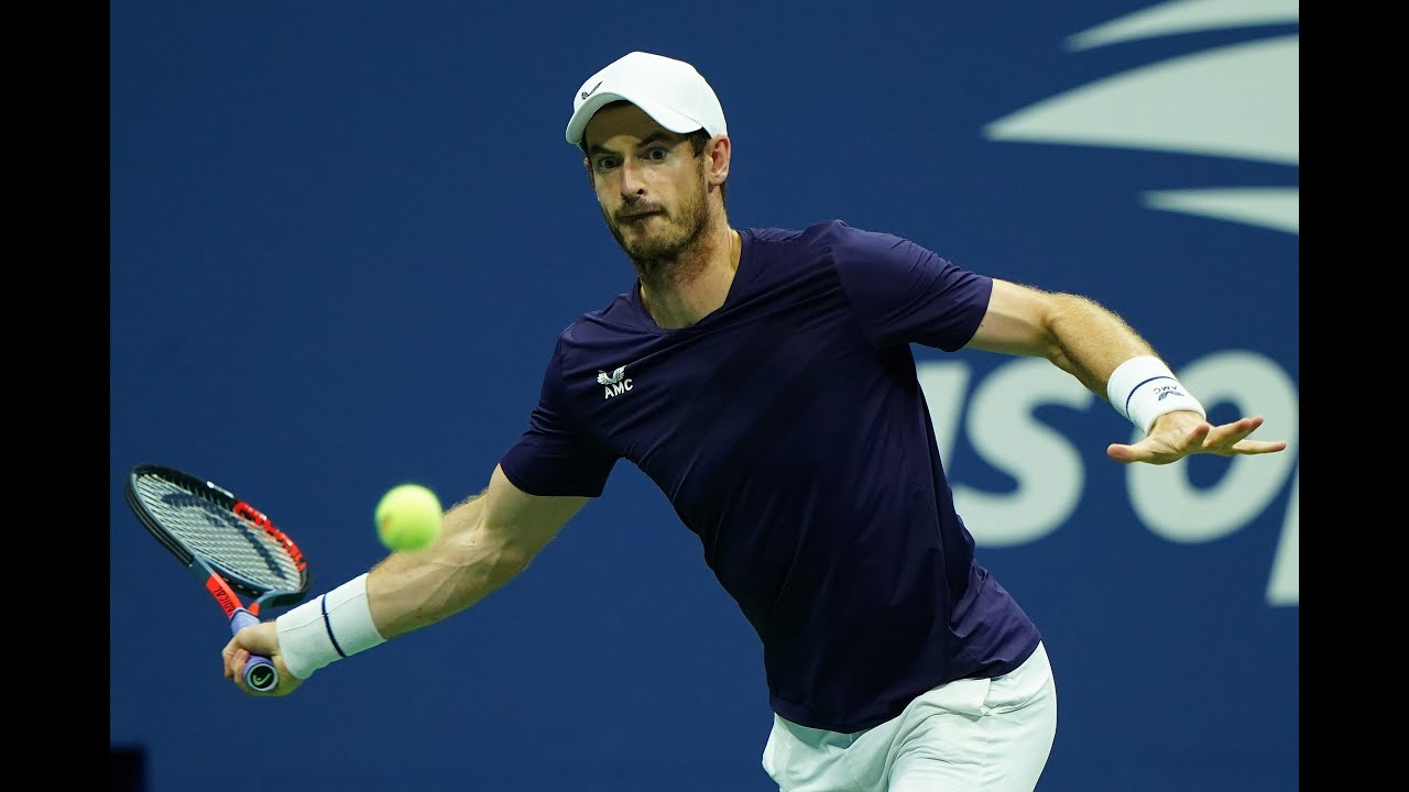 Andy Murray | Top 10 points of US Open 2020
