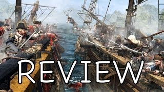 Assassin's Creed 4 Black Flag Review for PC
