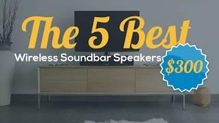 The 5 Best Wireless Speakers Under $300