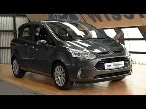 ford b max titanium erjkgg38338 magnetic grau autohaus. Black Bedroom Furniture Sets. Home Design Ideas