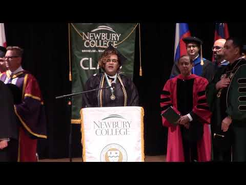 Newbury College 2019 Commencement Exercise