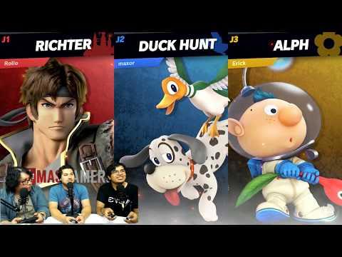 #MiércolesParty - Vamo a jugar Super Smash Bros. Ultimate thumbnail
