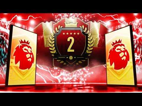 INSANE 2ND IN THE WORLD TOP 100 PL TOTS FUT CHAMPIONS REWARDS! FIFA 19