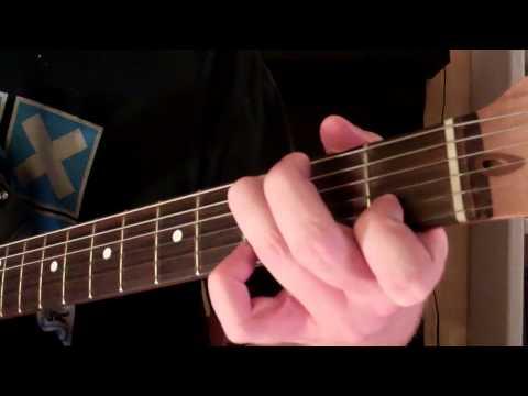 Video - Guitar Chord: C#sus2 / Dbsus2 (i) (x 4 4 1 2 3)