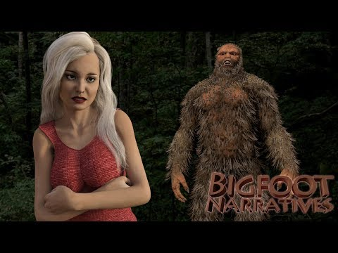 SASQUATCH STALKS - BUMPING LAKE CAMPGROUND WASHINGTON (Bigfoot Narratives Episode 2)
