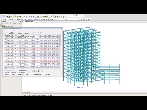 Introduction to midas Design+ For Steel Buildings