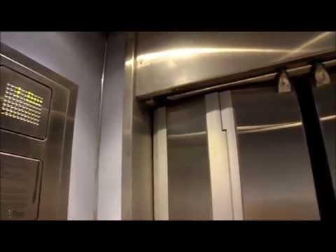 Different lifts Schlieren (la Gradelle part 2) Geneva, Switzerland
