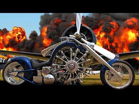 Rotec Radial Engine<br><iframe title=