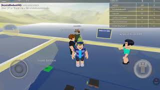 PLAYING SURVIVOL DISASTERS IN ROBLOX!
