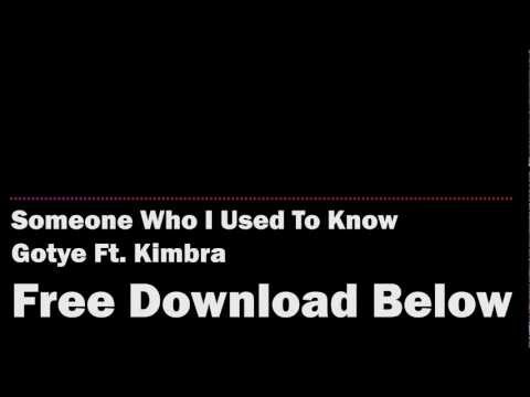 Gotye - Somebody That I Used To Know (feat. Kimbra) With Download
