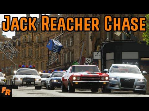 Jack Reacher Car Chase - Forza Horizon 4