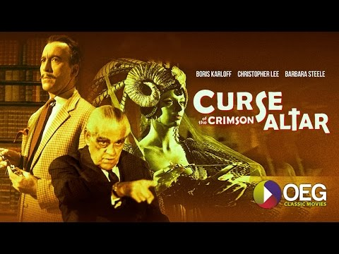 Curse of the Crimson Altar 1968 Trailer