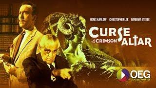 Curse of the Crimson Altar 1968 Trailer