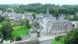 HOUYET : La Belgique entre Ciel et Terre