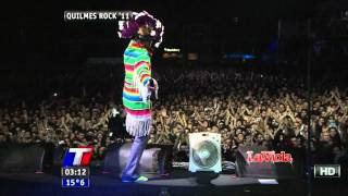 JAMIROQUAI - CANNED HEAT - ARGENTINA 2011 TN HD
