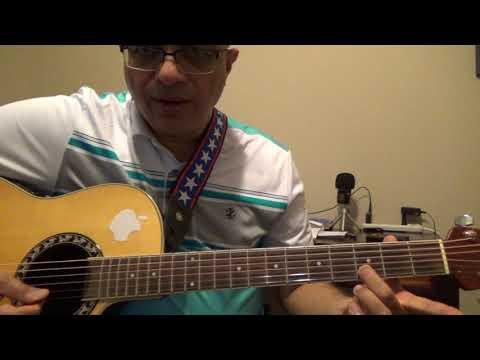 Intha Maan (M & S :Illayaraaja, S: Janaki) guitar chords and lead lesson by Suresh