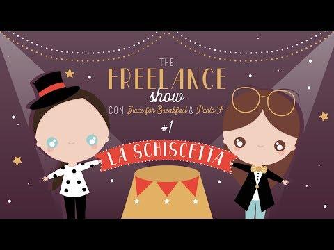 The Freelance Show #1 / La schiscetta - Juice for Breakfast