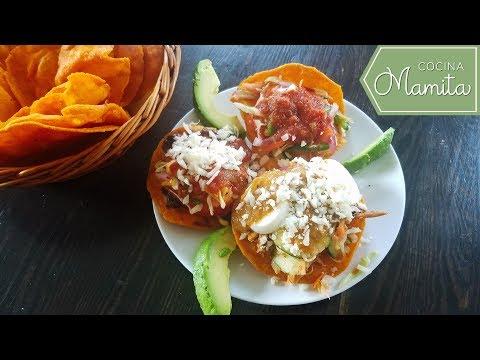 Enchiladas Callejeras Salvadoreñas