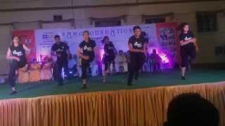 Abhi Toh Party Shuru Hui Hai, G Phaad ke CHARITY DANCE EVENT