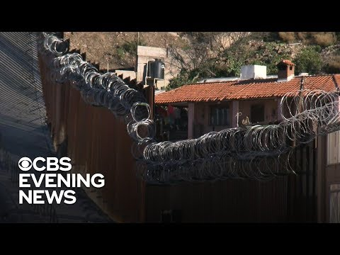 Border Patrol agents working without pay during the shutdown