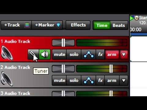 Mixcraft University: Recording Audio Tracks