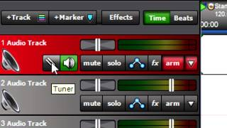 Mixcraft University: Recording Audio Tracks