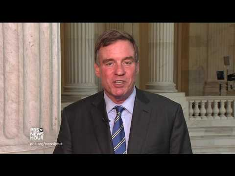 Thumbnail: Sen. Warner: I don't accept Donald Trump Jr. 'rookie mistake' defense