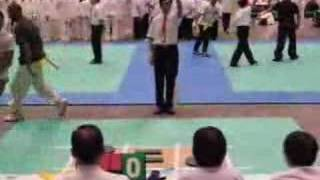 """Clips From """"The 1st World Cup TaiChi  Championship 2006"""""""