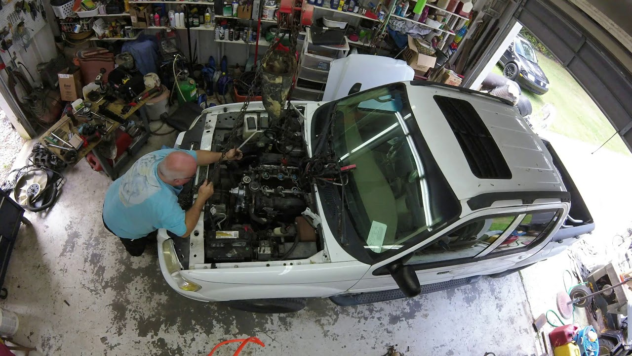 Ford Sport Trac Engine Swap 2005 F 150 Mirror Wiring Diagram 02 Oldsmobile Alero Injector