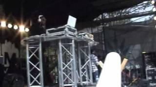 DJ SPENCE DIAMONDS LIVE @ THE TORONTO FREEDOM FESTIVAL 2010