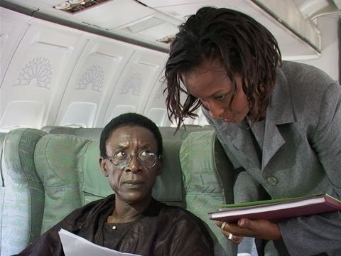 """Igbo film, English captions: President Condom (""""Safe Journey"""", a Global Dialogues film)"""