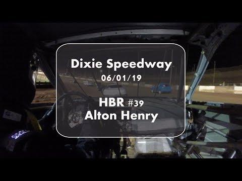 Alton Henry - Dixie Speedway 06-01-19