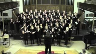 Super Flumina Bablylonis - Orlando di Lasso - University of Regina Concert Choir