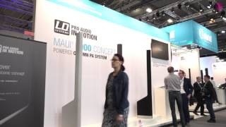 Adam Hall collaborates with Porsche for loudspeaker launch