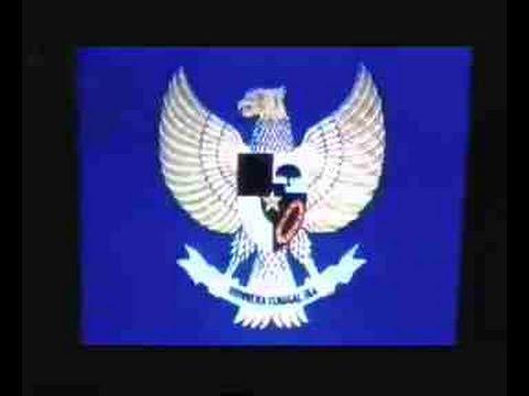 Garuda Pancasila, Mars Pemilu, Pak Tino Sidin,Laporan Khusus,Dunia Dalam Berita TVRI Penutup