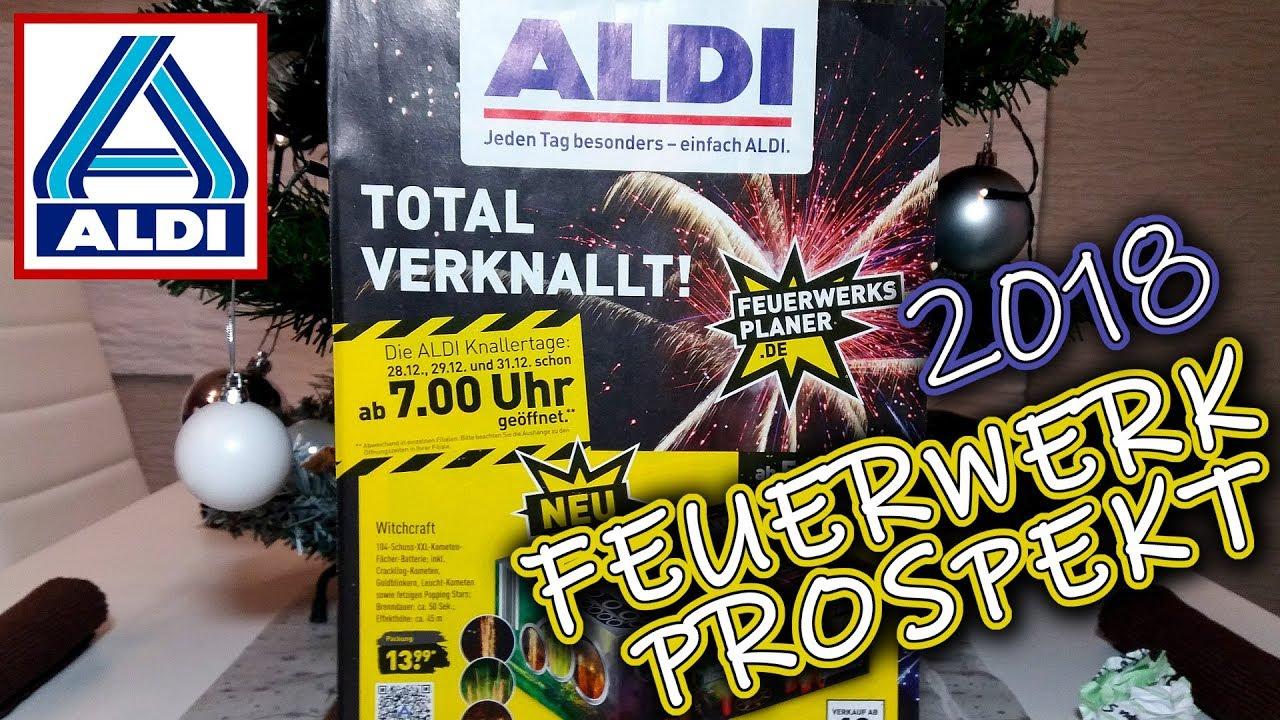Kaufberatung Aldi Nord Feuerwerk Prospekt 20182019 Meine
