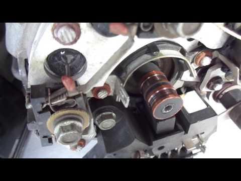 Проблемы с генератором Лада Калина 115А (конец).