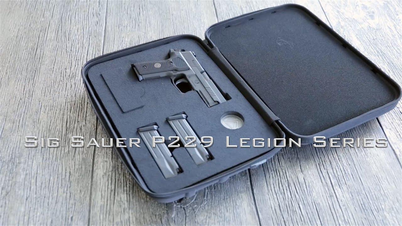 Sig Sauer P229 Legion Series Welcome To The Tactical Illuminati