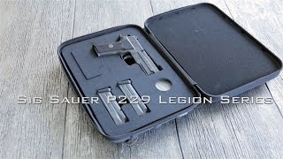 Sig Sauer P229 Legion Series: Welcome To The Tactical Illuminati