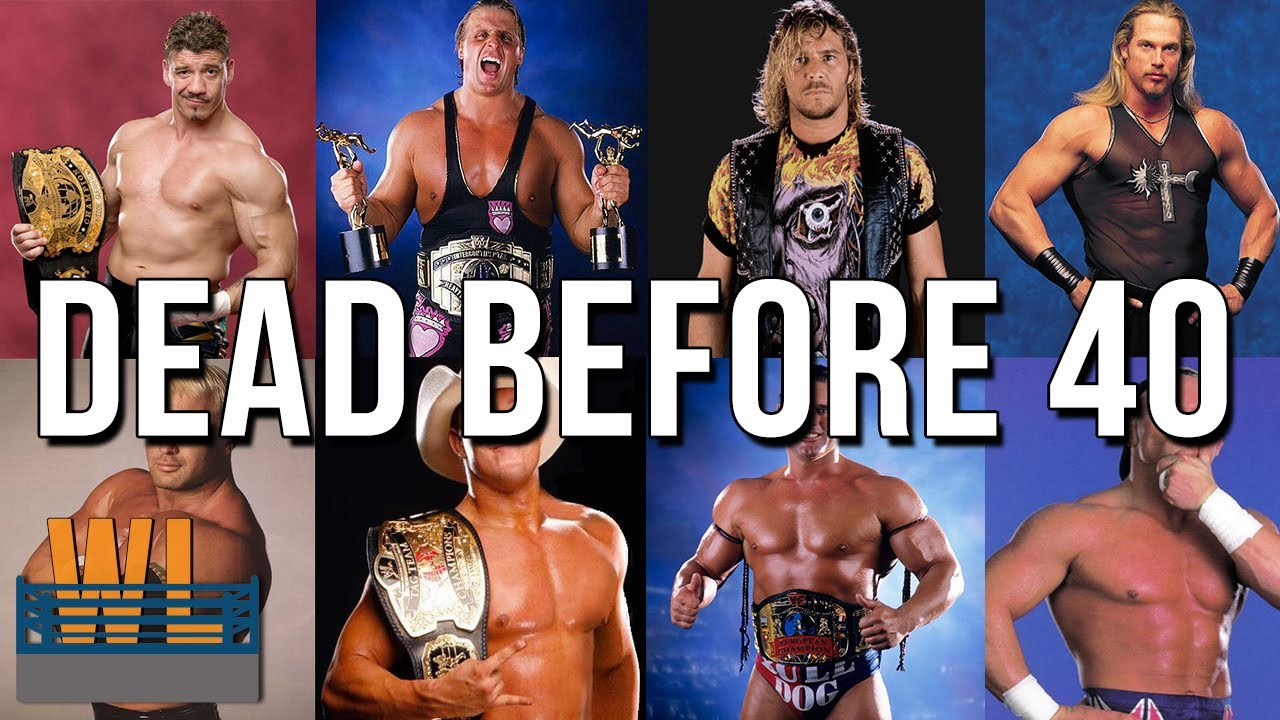 wwe old wrestlers names