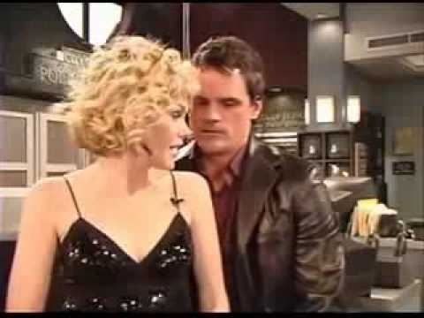 Michael Park and Maura West  ATWT 50th Anniversary