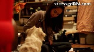 Ikea Coat Hanger - A Canon 7d Video