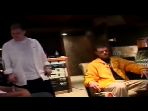 Scott Storch, Timbaland & Justin Timberlake recording the so