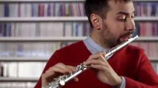 flutist adam walker on nw focus live