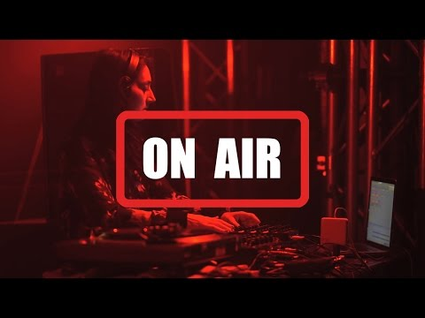 Paula Temple - Live at FACT stage, Bloc 2015