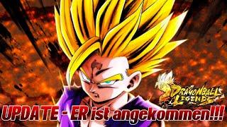 UPDATE - ER ist angekommen!!! Endlich ist SSJ2 SON GOHAN in DBL! HYPE | Dragon Ball Legends Deutsch